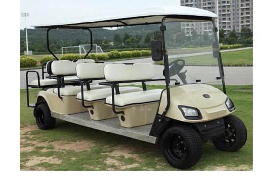 Golf 9-Seater