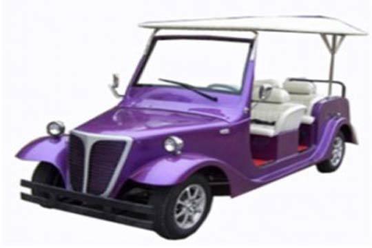 Vintage Golf 6-Seater