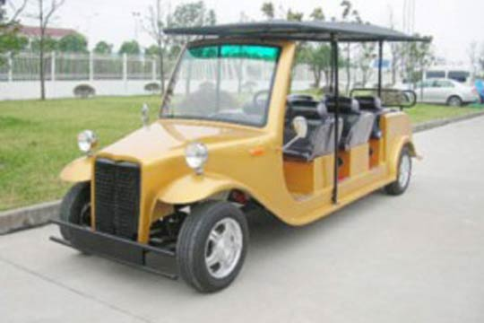 Vintage Golf 8-Seater